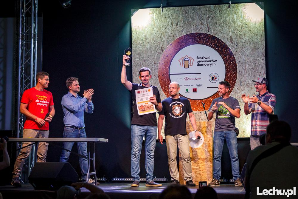 Mistrz Polski Piwowarów Domowych 2019